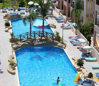 Buy seaside apartment Paphos