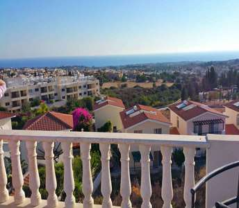 Sea view properties for sale in Paphos