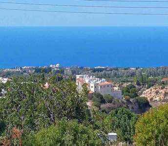 Buy sea view houses in Paphos