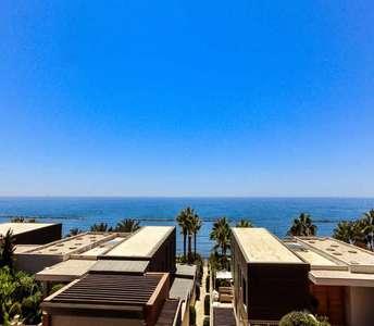Θέα θάλασσα έπαυλη Λεμεσός