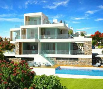 LUXURY GOLF PROPERTIES IN PAPHOS