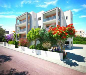 APARTMENTS IN CITY CENTRE PAPHOS