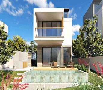 Buy villa in Limassol