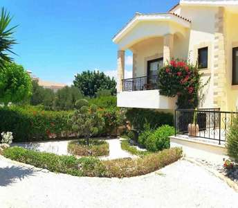 Cyprus golf property in Paphos