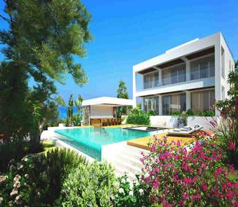 Beachfront villas for sale Paphos