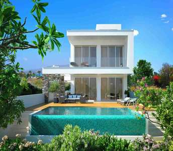 Buy seafront property in Paphos