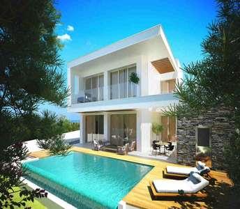 Beach properties in Paphos