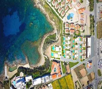Coastal residences in Paphos
