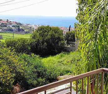 Sea view flat for sale in Paphos