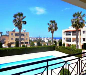 FLAT FOR SALE PAPHOS WITH POOL