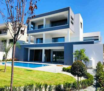 Modern house for sale in Limassol