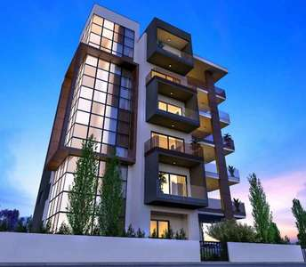 Whole floor apartments in Limassol