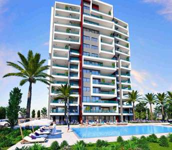 SEA VIEW FLATS IN LIMASSOL