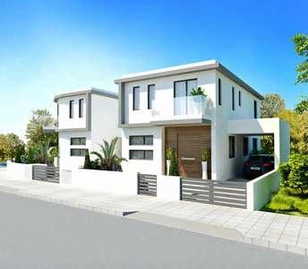 Larnaca houses
