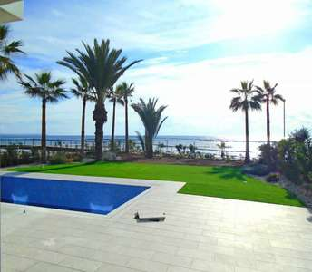 SEAFRONT PROPERTY IN LARNACA