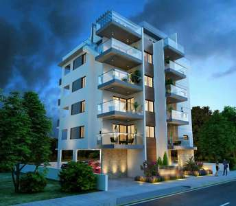 LARNACA NEW FLATS FOR SALE