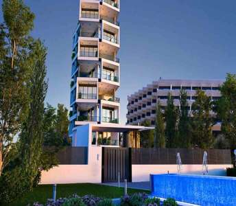 BEACHFRONT APARTMENTS FOR SALE LIMASSOL