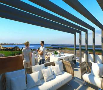 New penthouses for sale Larnaca