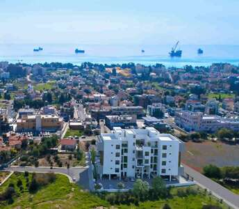 SEASIDE 3 BEDROOM APARTMENTS FOR SALE IN LIMASSOL