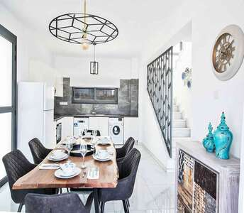Modern homes in Protaras