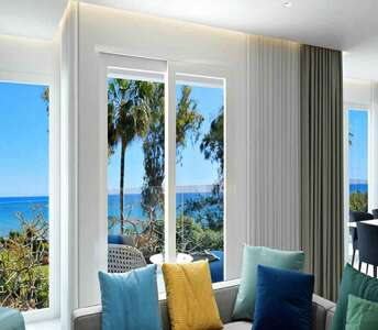 Beachfront apartment Limassol