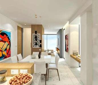Modern flat in Limassol