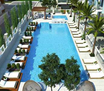 APARTMENTS FOR SALE PARALIMNI IN A COMPLEX
