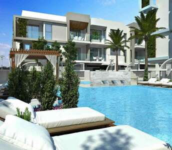 Flats for sale Paralimni