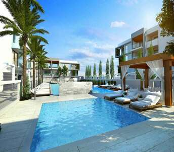 Paralimni apartments for sale