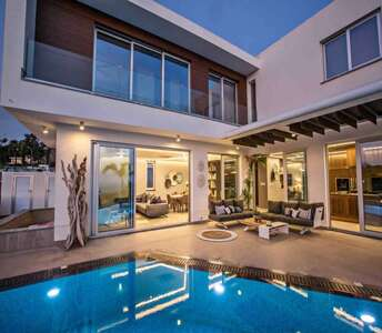 Houses for sale Ayia Napa with swimming pool