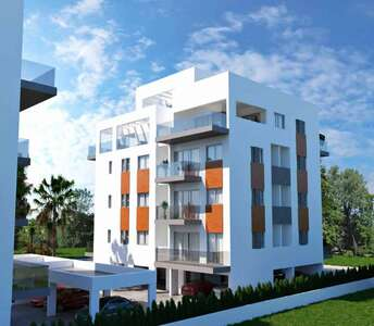 Apartments in Limassol for buying