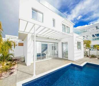 NEW HOMES FOR SALE AYIA NAPA