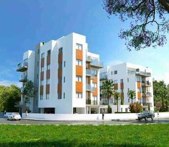 Apartments in Limassol with common swimming pool