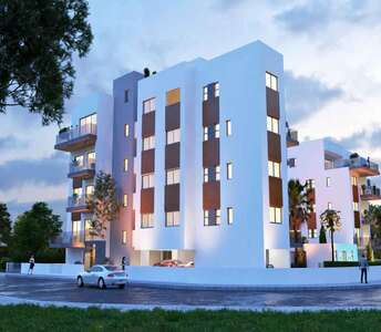 Modern apartments in Limassol