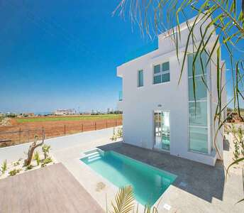 Недвижимость с видом на море в Протарасе