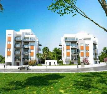 Buy modern apartment in Limassol