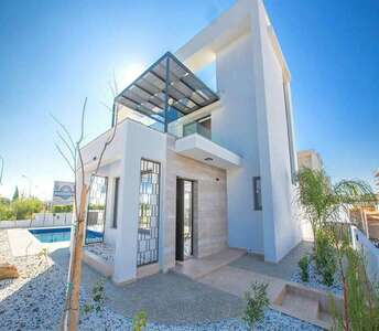 Villas for sale in Protaras