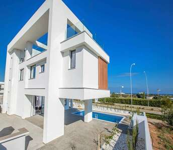 New homes in Protaras