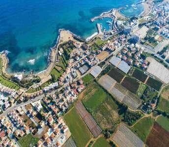 Sea view properties in Protaras