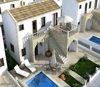 Buy house in Vrysoulles Cyprus