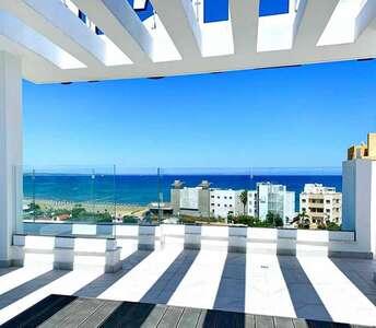 Купить квартиру с видом на море в Ларнаке