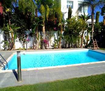 Купить дом в Лимассоле с бассейном