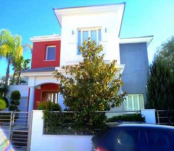 Кипрский дом в Лимассоле