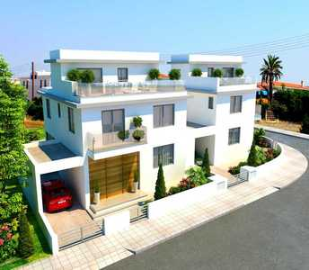 SEA VIEW HOUSES FOR SALE IN LARNACA