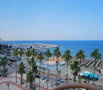SEAFRONT APARTMENT FOR SALE LARNACA