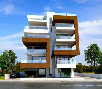 Coastal apartments for sale in Mackenzie Larnaca