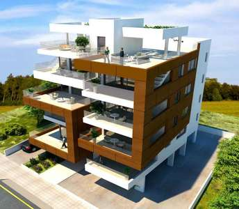 Apartments in Larnaca for sale