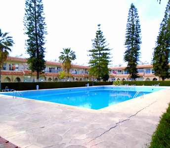 Beachside flat in Limassol