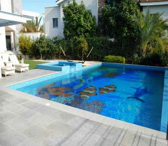 Villa for sale in Cyprus with swimming pool