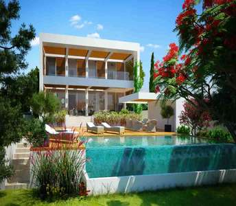 Buy villa in Ayios Athanasios